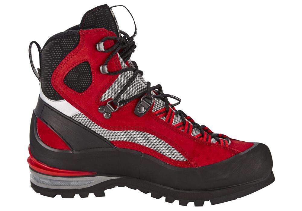 hanwag ferrata combi gtx hiking boots men rubin. Black Bedroom Furniture Sets. Home Design Ideas